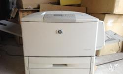 Big machine for big jobs HP Laser Jet Printer 9040dn