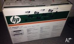 Hp Laser Jet P1005 printer (brand new still in box)