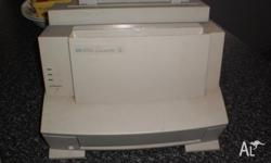 For sale 2 hp laserjet printers both are black and