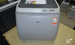 HP Laserjet 2600n colour workgroup printer page count