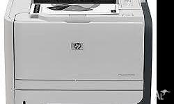 t P2055dn Toner Ramaining 68% Approximate Page