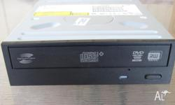 For sale is a internal HP DVD-RW drive with Lightscribe