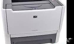 HP Laserjet Mono Printer Model P2015n Great Printer All