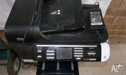 Fax, Copy, Scanner and Printer. Owner gone overseas no