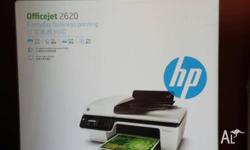Hewlett Parckard printer purchased but not used. Still