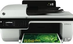 Brand New HP Officejet 2620 All In One Printer Never