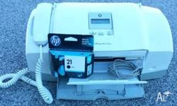 HP Officeject All In One Printer, Copier, Scanner and