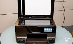 All in one printer, bought in February 2014, in good