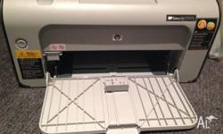 Hp Laser Printer P1007; In good condition; Still got