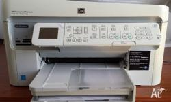 Great printer with fax, copy, print, and scanning