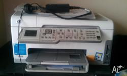 pre-loved HP photosmart C6180 all in one printer