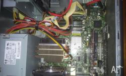 Hi, I�m selling server/desktop. Brilliant HP PC