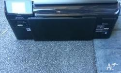 HP Wireless Printer B110A good condition, fully