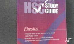 HSC study Guide Physics in very good condition pick up