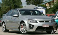 HSV,CLUBSPORT,E SERIES,2007, RWD, Silver, LEATHER trim,