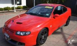 HSV,GTS,V2 Series 2,2003, red, COUPE, 5.7L, 8cyl,