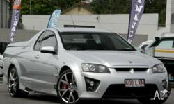 HSV,MALOO,E SERIES MY08 UPGRADE,2009, RWD, Silver,