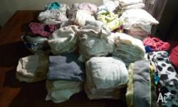 am selling my entire stash of nappies!! i have finally