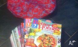 Huge magazine bundle- 70 plus magazines!!!! Better