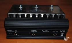 In excellent condition, this all valve pedal can be