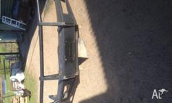 Hilux winch bar 83 onwards good con. Ring only