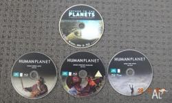 Human Planet & Voyage to the Planets Complete Season