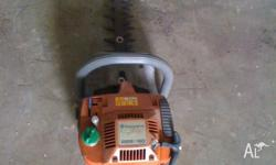Hi All, I am selling my Husqvarna hedge trimmer as I am