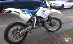 Selling /swapping my last bike I have it's a 1995 model
