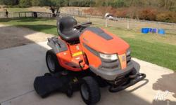Husqvarna YTH2754XP Ride on Mower. 54 inch cut from 3