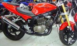 HYOSUNG,GT250 COMET,2008, RED, ROAD, 249cc, 21.8kW, 5