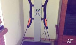 Hypervibe whole body vibration machine, only used