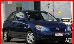 HYUNDAI,Accent,MC,2006, Front Wheel Drive, Blue, 3dr