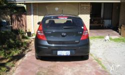HYUNDAI 2009 I30 5DR HATCH 5 SPEED MANUAL ALL SERVICE