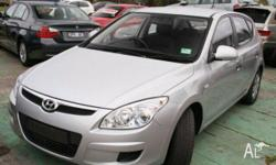 HYUNDAI,i30,FD MY09,2009, FWD, Red, 5D HATCHBACK,