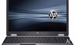 "15.6"" HP PROBOOK 6550b LAPTOP ONLY $449! FAST INTEL i5"