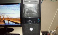 Windows7 professional sp1, Intel core i5 @ 3.20ghz,