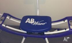 i am urgently trying to sell my ab wave Machine and has