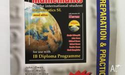IB Maths Standard Level (SL) Exam Preparation and