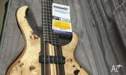 This is the best bass i have ever played or owned and
