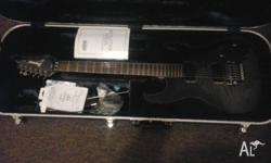 Brand new S series Ibanez guitar with hard case. Never