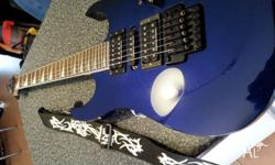 Ibanez RG 370 DX for sale It's preloved condition and