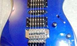 "IBANEZ RG 270 JB ""JEWEL BLUE "" HAS 2x HUMMBUCKERS &"