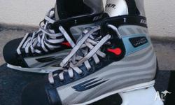 Ice Hockey skates - Bauer Vapor SPL Size US 8.5 Used