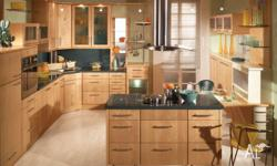 - - -We are specialists for kitchens, bathrooms and
