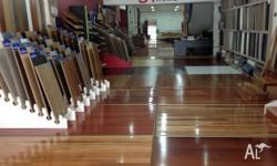 - LAMINATE/BAMBOO FLOORING - SOLID TIMBER - CARPET -