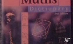 As new. This book defines all the maths terms that