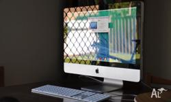 2009 Apple iMac in great condition. It is fast (3.06