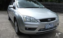 This Focus is extremely reliable car, great on fuel and