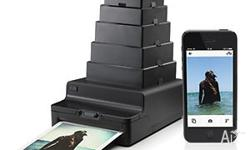 The Impossible Instant Lab transforms any digital image
