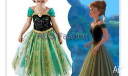 IN STOCK NOW Frozen Princess Anna Girls Party or